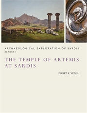 Cover: The Temple of Artemis at Sardis