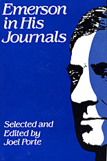 Cover: Emerson in His Journals