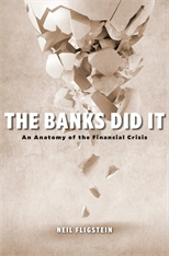 Cover: The Banks Did It in HARDCOVER