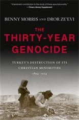Cover: The Thirty-Year Genocide: Turkey's Destruction of Its Christian Minorities, 1894–1924