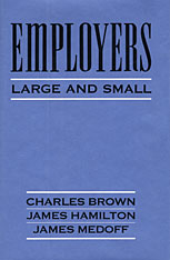 Cover: Employers Large and Small