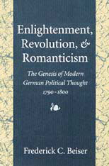 Cover: Enlightenment, Revolution, and Romanticism in HARDCOVER