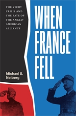 Cover: When France Fell in HARDCOVER