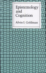 Cover: Epistemology and Cognition