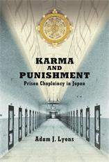 Cover: Karma and Punishment: Prison Chaplaincy in Japan