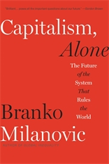 Cover: Capitalism, Alone in PAPERBACK