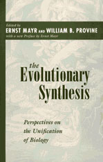 Cover: The Evolutionary Synthesis: Perspectives on the Unification of Biology, With a New Preface