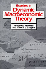 Cover: Exercises in Dynamic Macroeconomic Theory