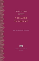 Cover: A Treatise on Dharma in HARDCOVER