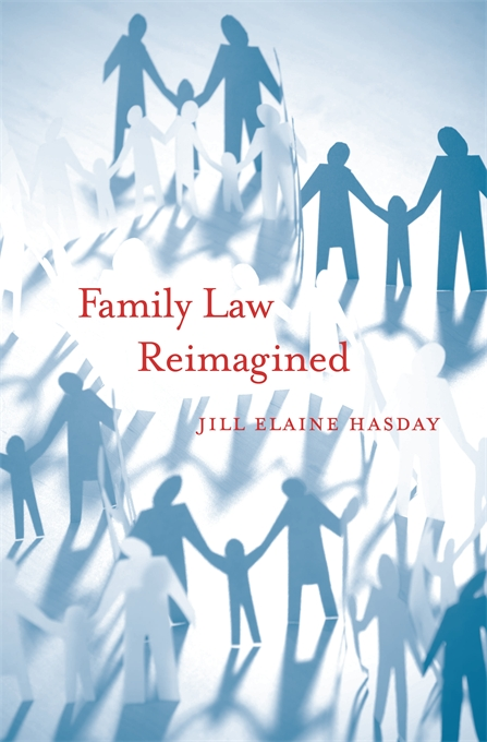Cover: Family Law Reimagined, from Harvard University Press
