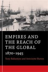 Cover: Empires and the Reach of the Global in PAPERBACK