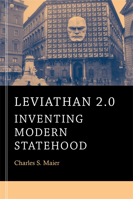 Cover: Leviathan 2.0: Inventing Modern Statehood, from Harvard University Press