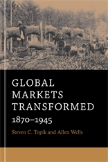 Cover: Global Markets Transformed in PAPERBACK