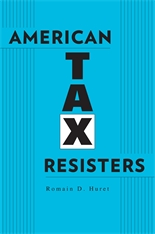 Cover: American Tax Resisters in HARDCOVER