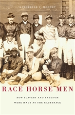 Cover: Race Horse Men in HARDCOVER