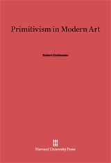 Cover: Primitivism in Modern Art