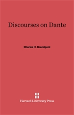 Cover: Discourses on Dante