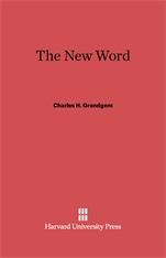 Cover: The New Word
