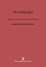 Cover: The Daykeeper: The Life and Discourse of an Ixil Diviner