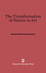 Cover: The Transformation of Nature in Art in E-DITION