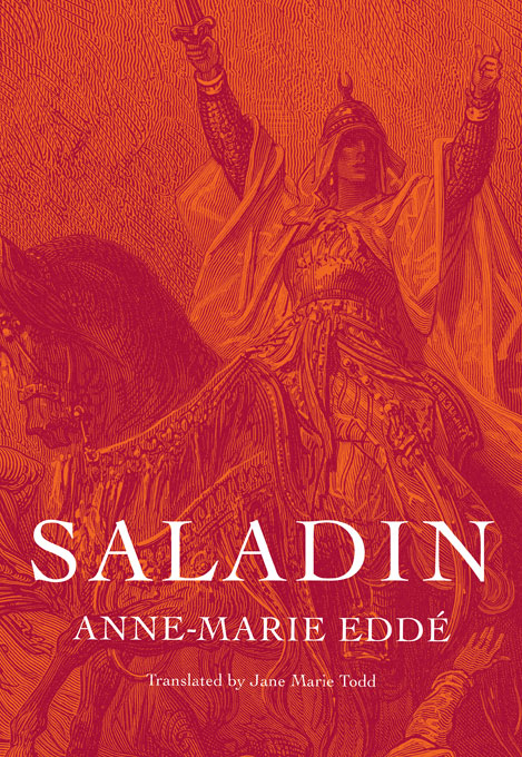 Cover: Saladin, from Harvard University Press
