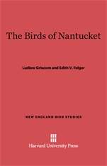 Cover: The Birds of Nantucket