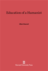 Cover: Education of a Humanist