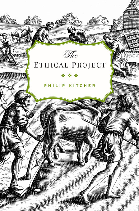 Cover: The Ethical Project, from Harvard University Press