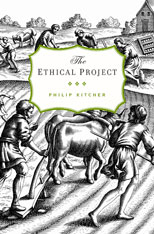 Cover: The Ethical Project, by Philip Kitcher, from Harvard University Press