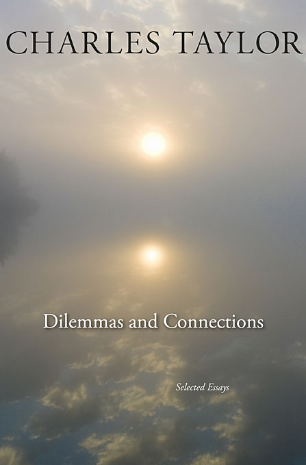 Cover: Dilemmas and Connections: Selected Essays, from Harvard University Press