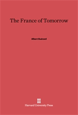 Cover: The France of Tomorrow