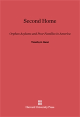 Cover: Second Home: Orphan Asylums and Poor Families in America