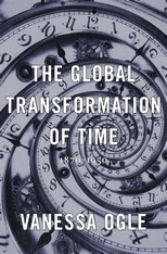 Cover: The Global Transformation of Time in HARDCOVER