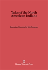 Cover: Tales of the North American Indians
