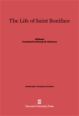 Cover: The Life of Saint Boniface