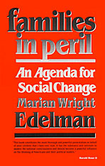 Cover: Families in Peril: An Agenda for Social Change