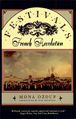 Cover: Festivals and the French Revolution in PAPERBACK