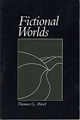 Cover: Fictional Worlds in PAPERBACK