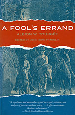 Cover: A Fool's Errand in PAPERBACK