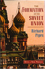 Cover: The Formation of the Soviet Union in PAPERBACK