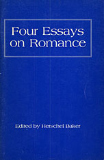 Cover: Four Essays on Romance