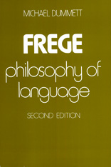 Cover: Frege in PAPERBACK