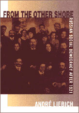 Cover: From the Other Shore: Russian Social Democracy after 1921