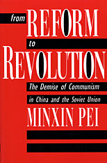 Cover: From Reform to Revolution: The Demise of Communism in China and the Soviet Union