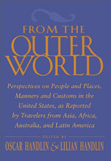 Cover: From the Outer World in PAPERBACK