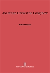 Cover: Jonathan Draws the Long Bow in E-DITION