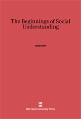 Cover: The Beginnings of Social Understanding in E-DITION