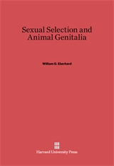 Cover: Sexual Selection and Animal Genitalia