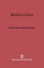 Cover: Modern Color