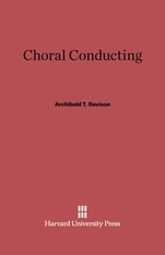 Cover: Choral Conducting